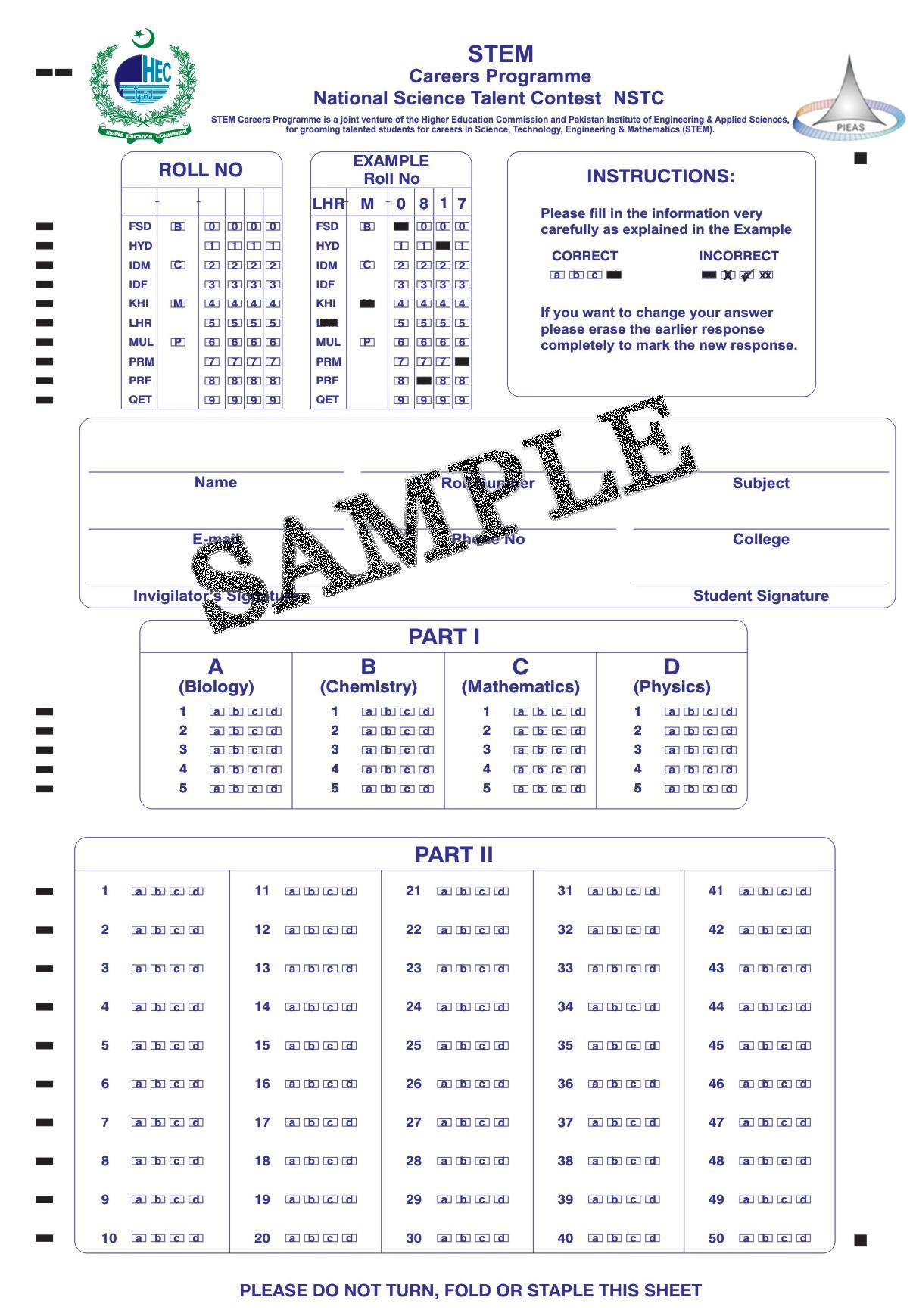 samplepaper